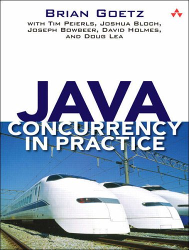 Java Concurrency in Practice   2006 edition cover