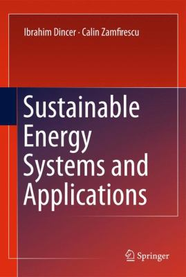 Sustainable Energy Systems and Applications   2012 edition cover