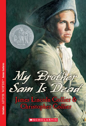 My Brother Sam Is Dead  N/A edition cover