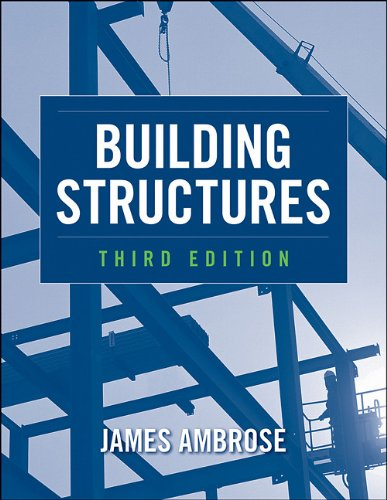 Building Structures  3rd 2012 edition cover