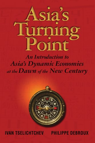 Asia's Turning Point An Introduction to Asia's Dynamic Economies at the Dawn of the New Century  2008 edition cover