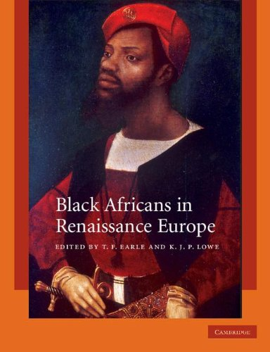 Black Africans in Renaissance Europe   2010 edition cover