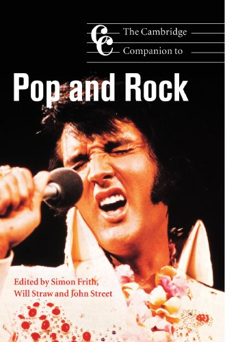 Cambridge Companion to Pop and Rock   2001 edition cover