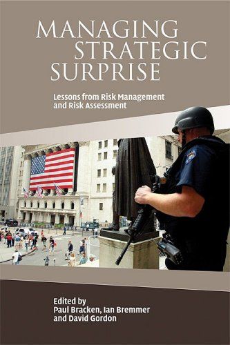 Managing Strategic Surprise Lessons from Risk Management and Risk Assessment  2008 edition cover