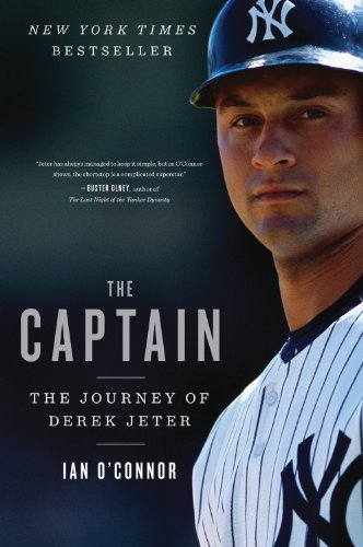 Captain The Journey of Derek Jeter  2011 edition cover