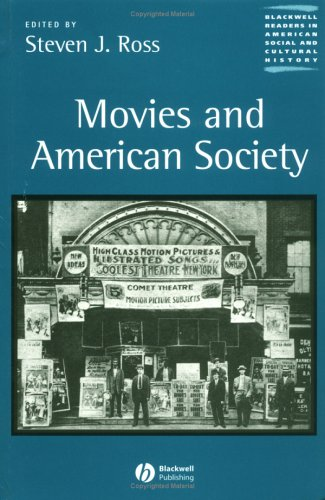 Movies and American Society   2002 edition cover