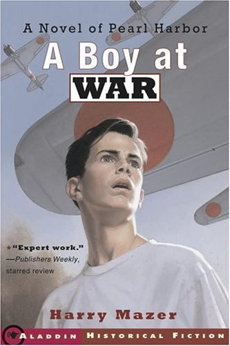 Boy at War A Novel of Pearl Harbor  2002 edition cover