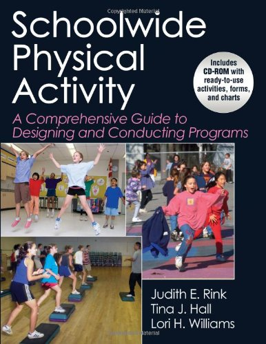 Schoolwide Physical Activity   2010 edition cover