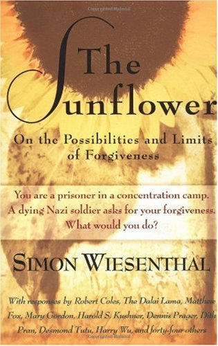 Sunflower On the Possibilities and Limits of Forgiveness 2nd 1998 (Expurgated) 9780805210606 Front Cover