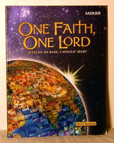 One Faith One Lord  2009 edition cover
