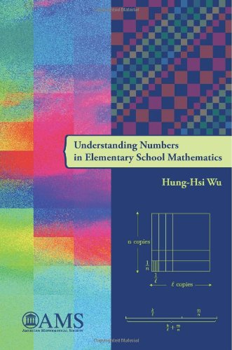 Understanding Numbers in Elementary School Mathematics   2011 edition cover