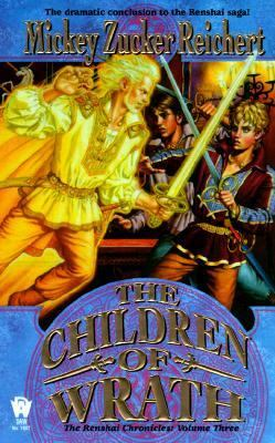 Children of Wrath   1998 9780886778606 Front Cover