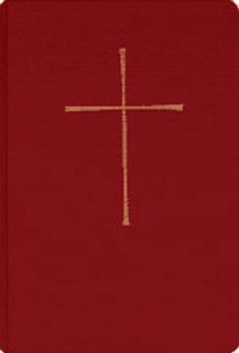 Book of Common Prayer Chapel Edition Red Hardcover N/A edition cover