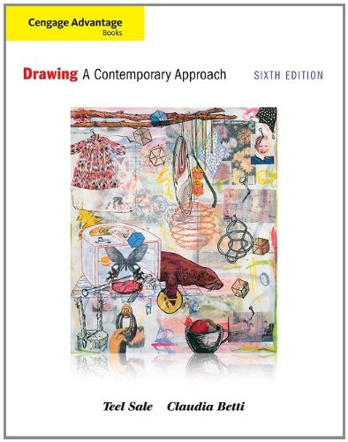 Cengage Advantage Books: Drawing A Contemporary Approach 6th 2012 edition cover