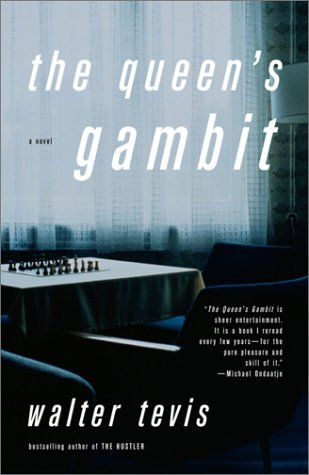 Queen's Gambit A Novel  2003 9781400030606 Front Cover