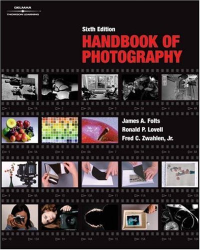 Handbook of Photography  6th 2006 (Revised) edition cover
