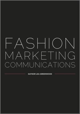 Fashion Marketing Communications   2012 edition cover