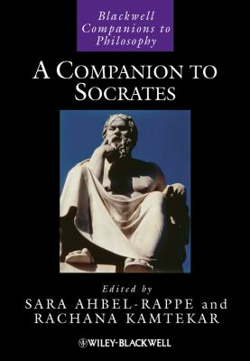 Companion to Socrates   2009 9781405192606 Front Cover