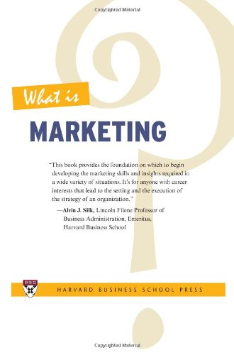 What Is Marketing?   2006 edition cover