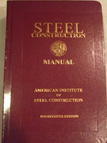 Steel Construction Manual, 14th Ed 14th edition cover