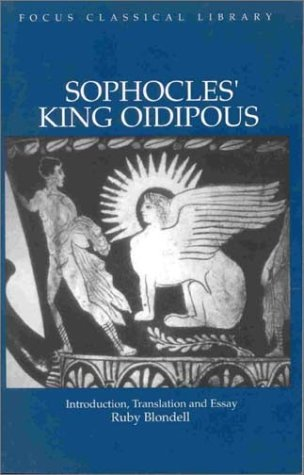 King Oidipous   2002 9781585100606 Front Cover