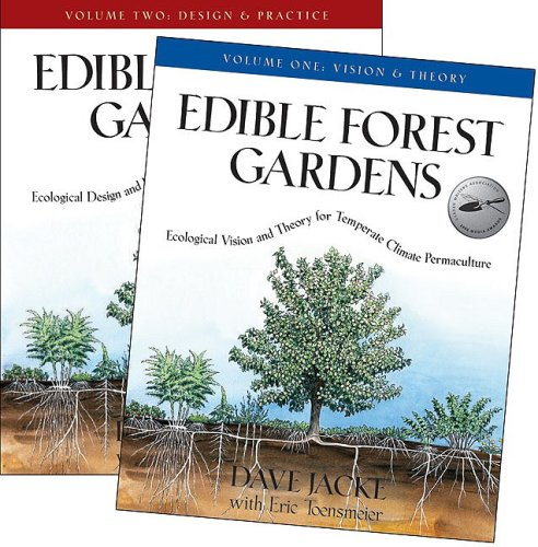 Edible Forest Gardens   2005 edition cover
