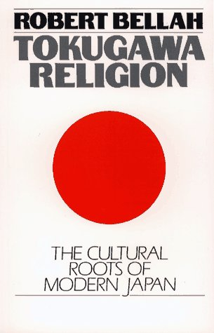 Tokugawa Religion  2nd 1985 9780029024607 Front Cover