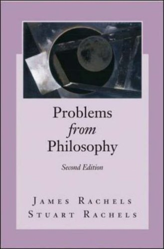 Problems from Philosophy  2nd 2009 edition cover