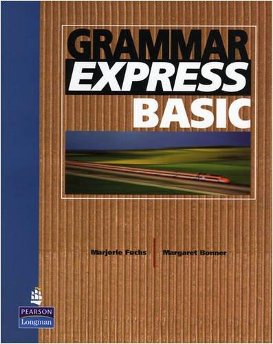 Grammar Express Basic   2004 edition cover