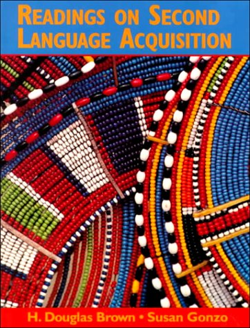 Readings on Second Language Acquisition  1st 1994 9780131022607 Front Cover