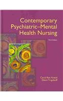 Contemporary Psychiatric-Mental Health Nursing with DSM-5 Transition Guide  3rd 2013 edition cover