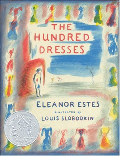 Hundred Dresses   1943 (Anniversary) 9780152052607 Front Cover