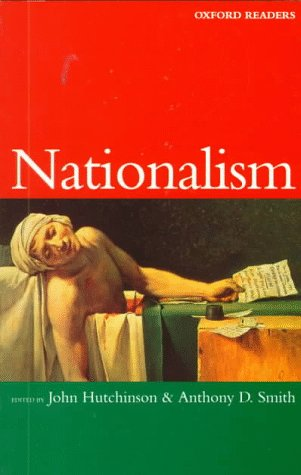 Nationalism   1994 edition cover