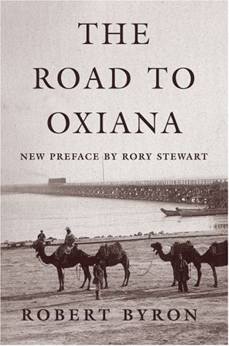 Road to Oxiana   2007 edition cover