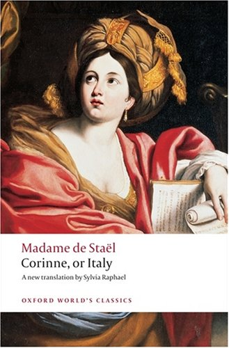 Corinne, or Italy   2008 edition cover