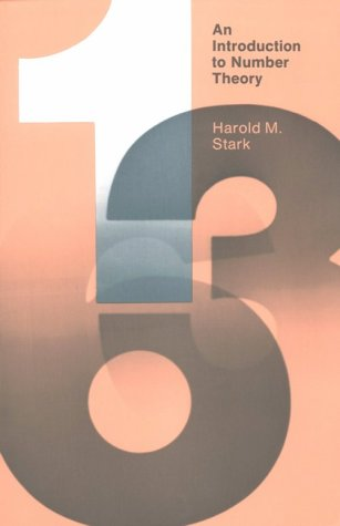 Introduction to Number Theory  Reprint edition cover