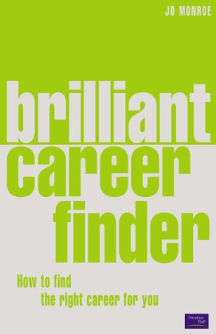 Brilliant Career Finder N/A edition cover
