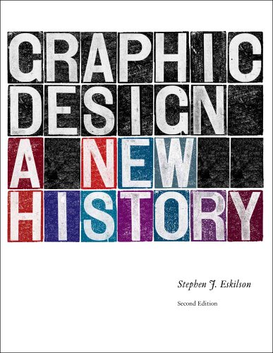 Graphic Design A New History 2nd 2011 edition cover