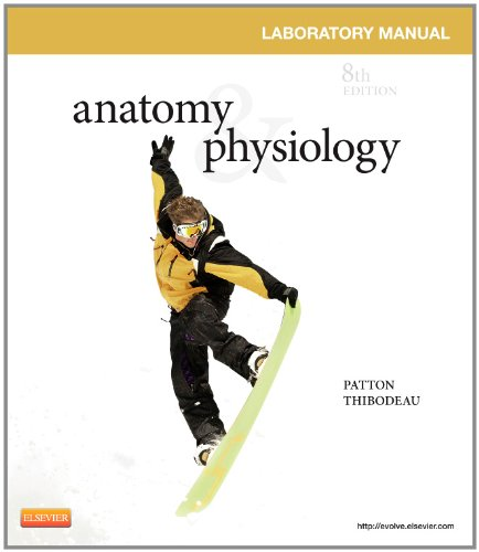 Anatomy and Physiology  8th 2012 edition cover