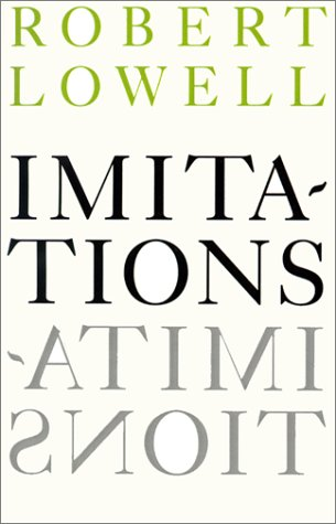 Imitations  N/A edition cover