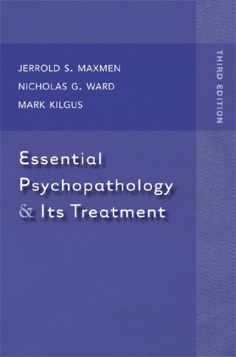 Essential Psychopathology and Its Treatment  3rd 2008 edition cover