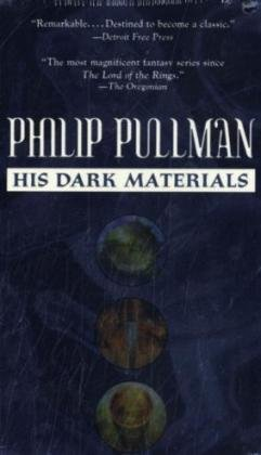 His Dark Materials The Golden Compass - The Subtle Knife - The Amber Spyglass N/A edition cover