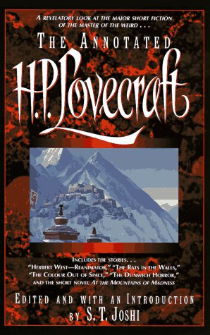 Annotated H. P. Lovecraft   1998 (Annotated) edition cover