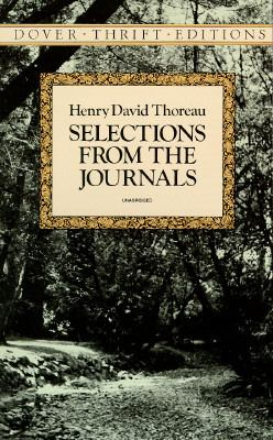 Selections from the Journals   1995 (Reprint) edition cover