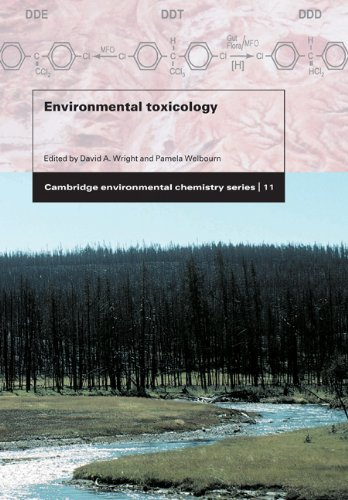 Environmental Toxicology   2001 edition cover