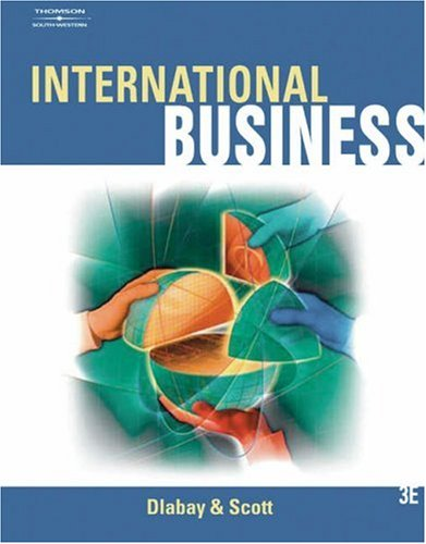 International Business  3rd 2006 (Revised) 9780538728607 Front Cover