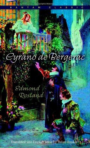 Cyrano de Bergerac  N/A 9780553213607 Front Cover