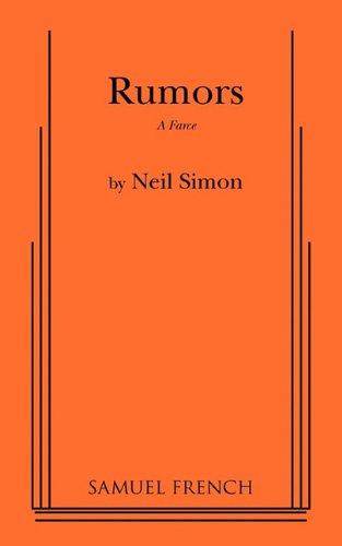 Rumors A Farce  1990 edition cover