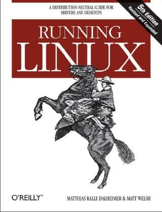 Running Linux  5th 2005 (Revised) edition cover