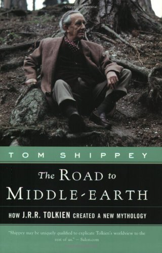 Road to Middle-Earth   1983 (Revised) edition cover